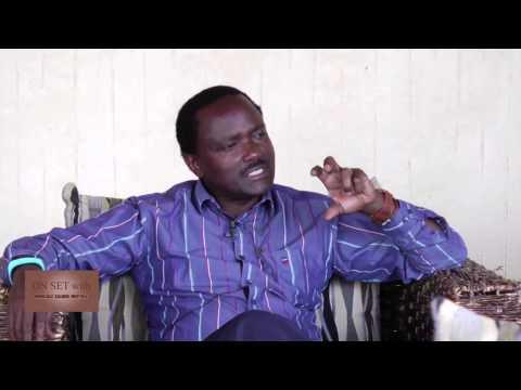 APOSTLE FRED MUNYAO- H.E  KALONZO MUSYOKA INTERVIEW