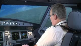 British Airways A320 Simulator