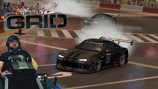 Дрифт-схватка с командой Ravenwest и Ле-Ман с имбовыми соперниками в Race Driver: GRID
