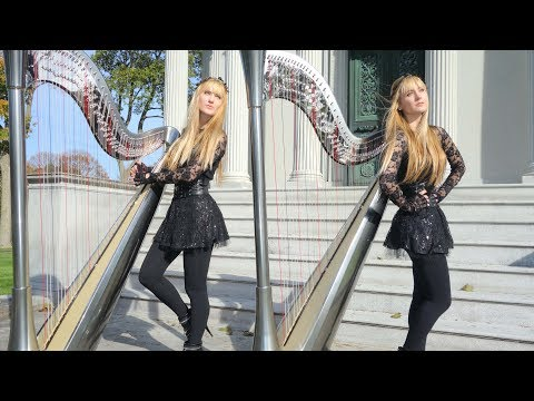 metallica---fade-to-black-(harp-twins)-camille-and-kennerly