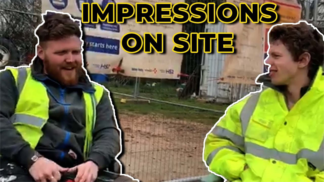 This tradesman absolutely nails 16 accents and impressions! 🤣