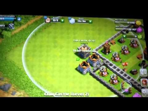 Clash of clans video bonus kik