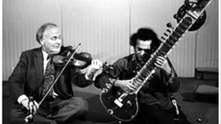 Ravi Shankar  Yehudi Menuhin Sitar  Violin Duet