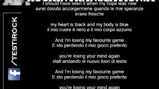 Cardigans - My Favourite Game  con testo e traduzione in italiano simultanea