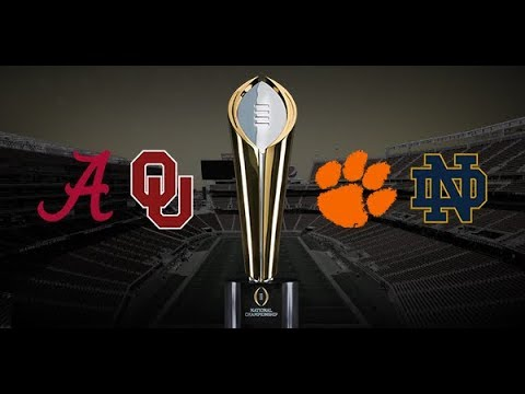 College Football Playoff Hype Video 2019