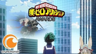 The Crunchyroll Anime Awards...Suck Less than Last Time.