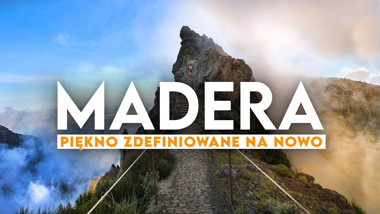 Download Madera - najpiękniejsza wyspa jaką widziałem! 😲 Jak jest na MADERZE? Lasy mgliste i początki z FPV