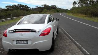 2011 - Peugeot RCZ Videos