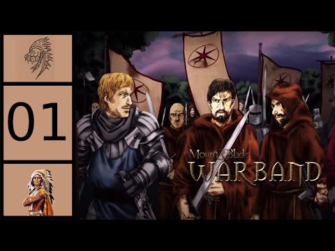 Mount & Blade Warband - A Clash Of Kings Mod (Version 3.0) - Ep. #1 - Faith Militant Reborn