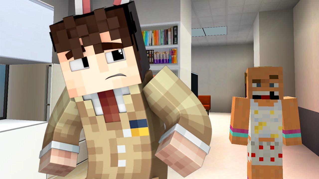 Yandere High School Creepy Landlord Minecraft Roleplay 23