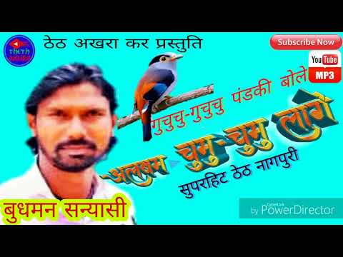 गुगुचु-गुगुचु पंडकी बोले BUDHMAN SANYASI New Theth Nagpuri Song 2018