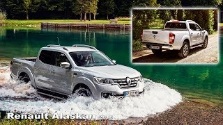 Renault Alaskan 2018 - Interior and Exterior | New pick-up Renault