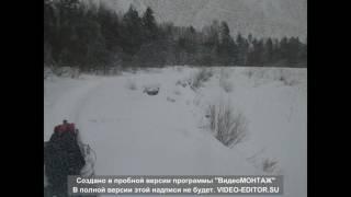 Капканный промисел бобра перевірка № 2 25 02 2017