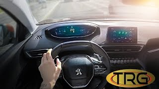 2018 PEUGEOT 3008 - POV test drive DAY time | Suv