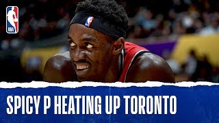 Spicy P Heating Up Toronto | Best of Pascal Siakam | Part 1 | 2019-20 NBA Season
