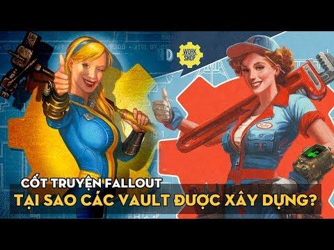Cốt truyện Fallout Phần 1: Khởi nguồn dòng thời gian vũ trụ Fallout là thời điểm nào?