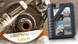 Liqui Moly Street 4T 10W40 Jak skutecznie olej chroni silnik?
