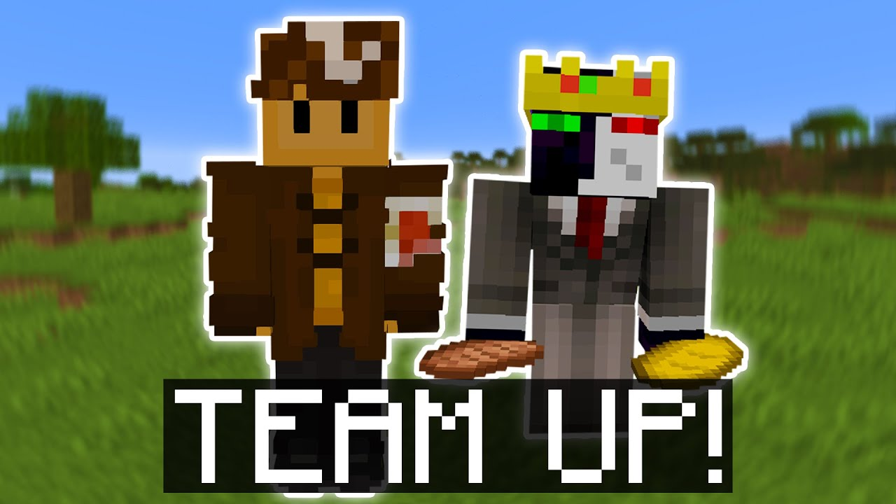 Wilbur and Ranboo TEAM UP Against Quackity on the Dream SMP!