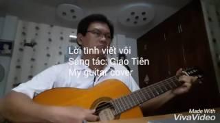 Lời tình viết vội - Guitar cover
