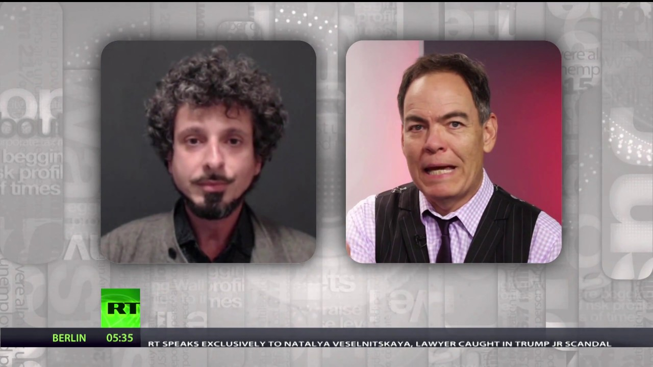 Keiser Report: Make Bitcoin Great Again (Summer Solutions E1099)