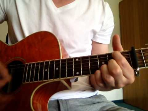 How to play World Spins Madly On by The Weepies Guitar Cover - YouTube