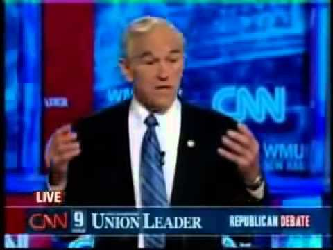 Ron Paul Incredible Video Twice Removed   YouTube 1