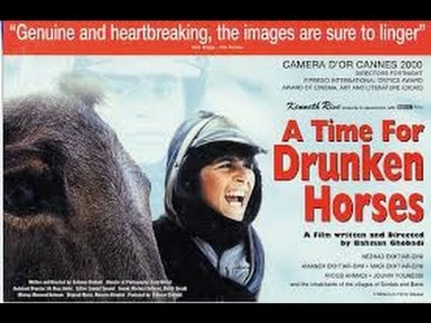time for drunken horses A time for drunken horses movie reviews & metacritic score: when the youngest boy of a destitute iranian kurdish family suffers from a terminal illness, his.
