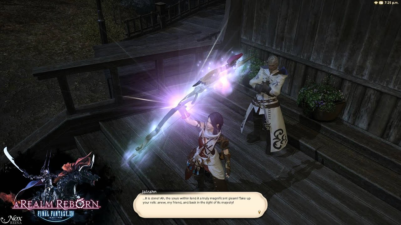 ff14 how to play a bard