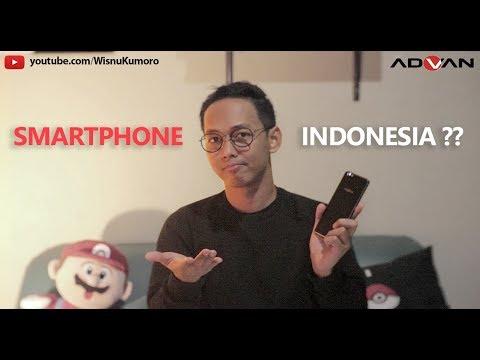 Smartphone Terbaik ASLI INDONESIA! (sejauh ini...): ADVAN G2! #CurhatGadget