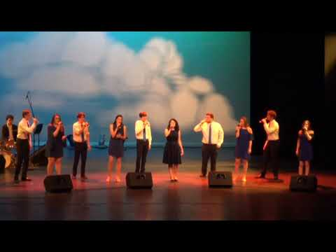 Disney Fly Medley Performed By Enande