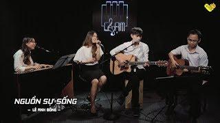 VHOPE | Nguồn Sự Sống - Tiểu Linh & Phương Lý | CHẠM - Live Acoustic