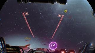 [PSVR]  Eve Valkyrie gameplay ITA
