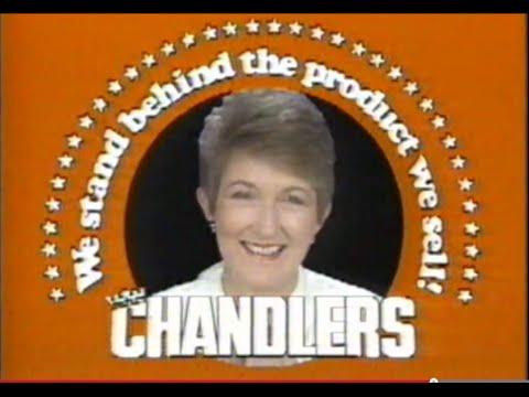 Television ads commercial 1985 Australia Brisbane