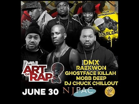 Harlem 6 Art of Rap fest Performance 2017