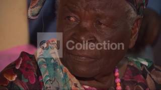OBAMA'S GRANDMOTHER WATCHES ELECTIONS FROM KENYA
