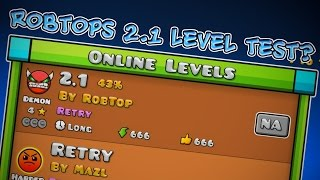 ROBTOPS 2.1 LEVEL TEST?!