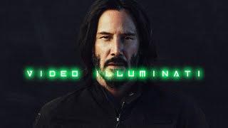 El misterio de Keanu Reeves y los Illuminati (Gracias por compartirlo)
