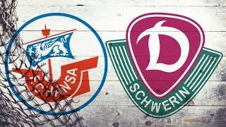 Interviews nach dem Testspiel gegen Dynamo Schwerin