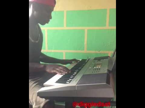 Adekunle Gold - no forget piano tutorial