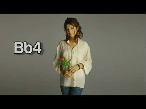 (HD) Miho Fukuhara Vocal Range - Studio: C3-D6 (2006-2012)