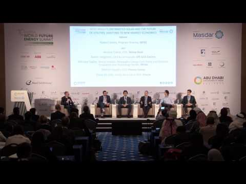 Distributed solar and the future of utilities  adapting to new market economics
