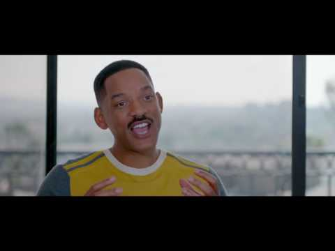 Collateral Beauty: Will Smith Behind the Scenes Movie interview