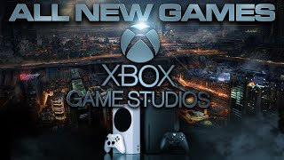 Brand New Xbox Gąme Studios Games | Leaked Franchises coming to Xbox Series X | S Consoles Next Gen