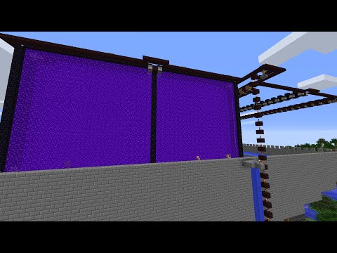 Misc! Minecraft - Old server, Dual Blaze and Gold farms.
