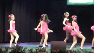 PEGATE MÁS RICKY MARTIN Escuela de baile Belén Laorden