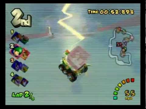 TMK | Downloads | Images | Screen Shots | Mario Kart ...  |Baby Mario And Baby Luigi Mario Kart Double Dash