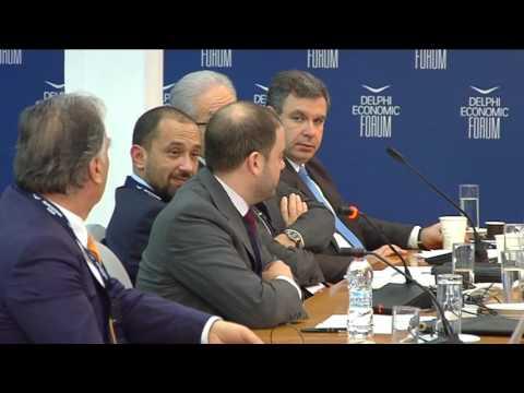 John Saracakis | Delphi Economic Forum II