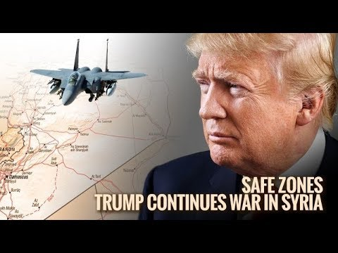 BREAKING Iran Says USA Trump Fanning Flames of War New Syria Force mostly Kurds January 17 2018