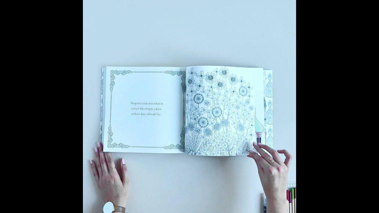 Anna Karenina A Colouring Book Love Story Indigo