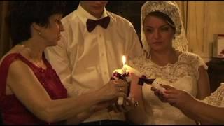 Семейный очаг ,зажжение свечи  ,ведущая  Киев , тамада Олеся Устенко, свадьба 2016